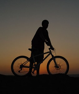 silhouetted_rider